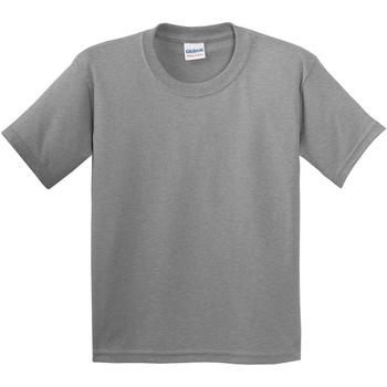 textil Niños Camisetas manga corta Gildan 5000B Gris Sport