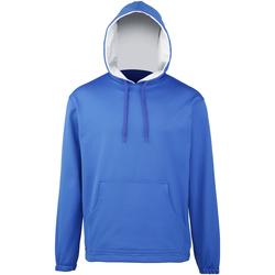 textil Niño Sudaderas Rhino RH70B Azul royal/Gris