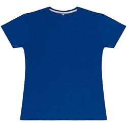 textil Mujer Camisetas manga corta Sg Perfect Azul Real