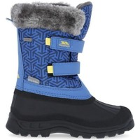 Zapatos Niños Botas de nieve Trespass Vause Azul Estampado
