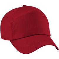 Accesorios textil Gorra Beechfield B10 Rojo