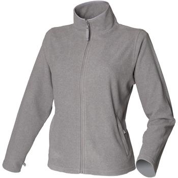 textil Mujer Polaire Henbury HB851 Gris
