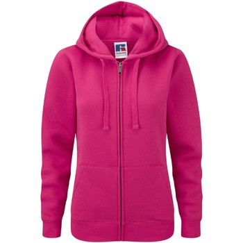 textil Mujer Sudaderas Russell 266F Fucsia