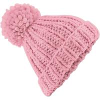 Accesorios textil Gorro Beechfield B483 Rosa
