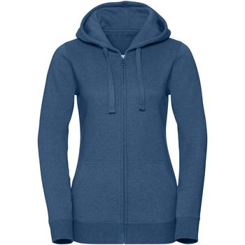 textil Mujer Sudaderas Russell R263F Azul
