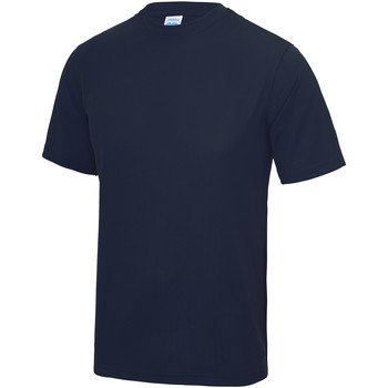 textil Niños Camisetas manga corta Awdis JC01J Marino Oxford