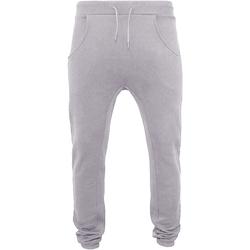 textil Hombre Pantalones de chándal Build Your Brand BY013 Gris