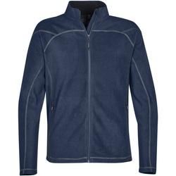 textil Hombre Polaire Stormtech Shell Azul real