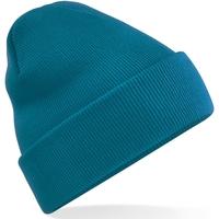 Accesorios textil Gorro Beechfield Soft Feel Verde azulado