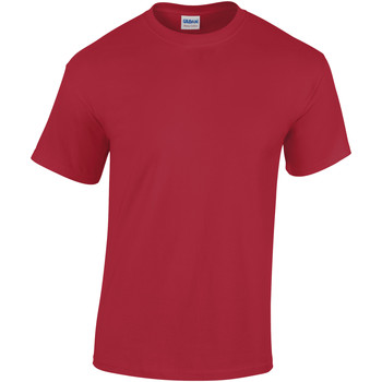 textil Niños Camisetas manga corta Gildan 5000B Rojo Cardinal