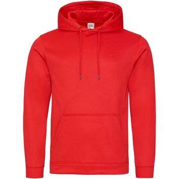 textil Sudaderas Awdis JH006 Rojo Fuego