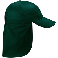Accesorios textil Niños Gorra Beechfield BC11B Verde botella