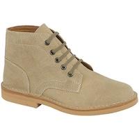 Zapatos Hombre Botas de caña baja Roamers  Topo Claro