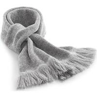 Accesorios textil Bufanda Beechfield B470 Gris