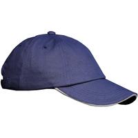 Accesorios textil Gorra Result RC24P Azul marino/ Blanco