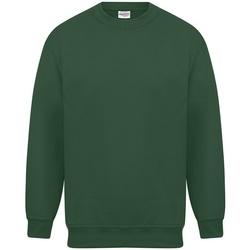 textil Hombre Sudaderas Absolute Apparel Magnum Verde botella