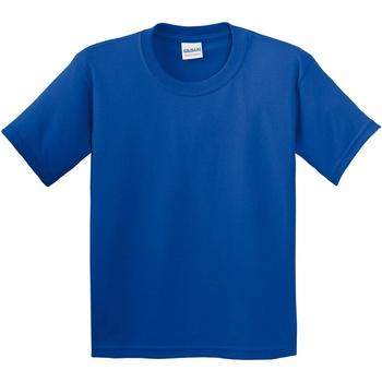 textil Niños Camisetas manga corta Gildan 5000B Azul