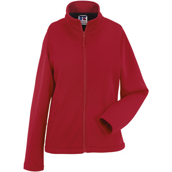 textil Mujer Chaquetas Russell R040F Rojo