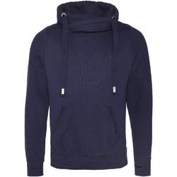 textil Hombre Sudaderas Awdis JH021 Azul Marino Oxford