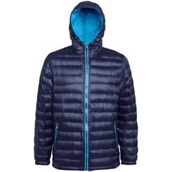 textil Hombre Plumas 2786 TS016 Azul Marino/Zafiro