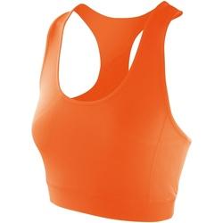textil Mujer Sujetador deportivo  Spiro S282F Mandarina