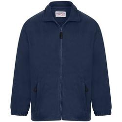 textil Hombre Polaire Absolute Apparel  Azul marino