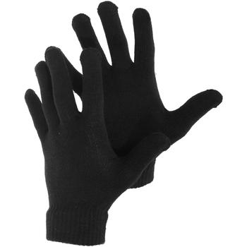 Accesorios textil Hombre Guantes Universal Textiles  Negro