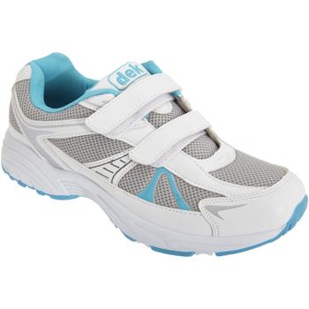 Zapatos Mujer Zapatillas bajas Dek  Blanco/Azul