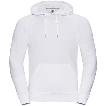 textil Hombre Sudaderas Russell R281M Blanco