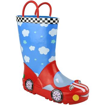 Zapatos Niño Botas de agua Cotswold PUDDLE BOOT Coche de carreras