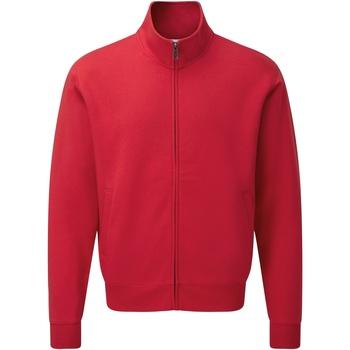 textil Hombre Chaquetas de punto Russell J267M Rojo Clásico