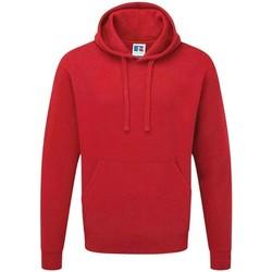 textil Hombre Sudaderas Russell 575M Rojo