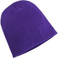 Accesorios textil Gorro Yupoong YP012 Púrpura