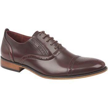 Zapatos Hombre Richelieu Goor  Oxblood