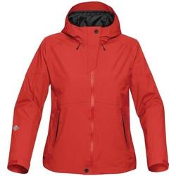 textil Mujer Chaquetas de cuero / Polipiel Stormtech THX-2W Escarlata