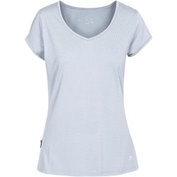 textil Mujer Camisetas manga corta Trespass Mirren Platino