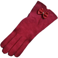 Accesorios textil Mujer Guantes Eastern Counties Leather Geri Vino