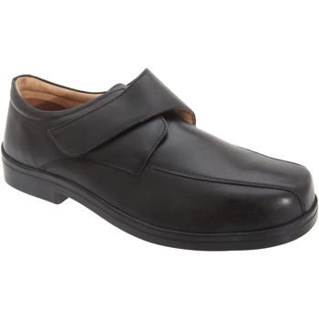 Zapatos Hombre Mocasín Roamers  Negro
