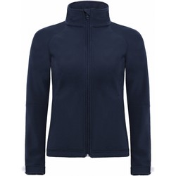 textil Mujer Chaquetas B And C JW937 Azul real