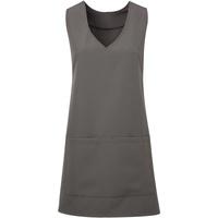 textil Mujer Camisetas sin mangas Premier Tunic Gris oscuro