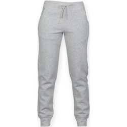 textil Niños Pantalones de chándal Skinni Fit  Gris