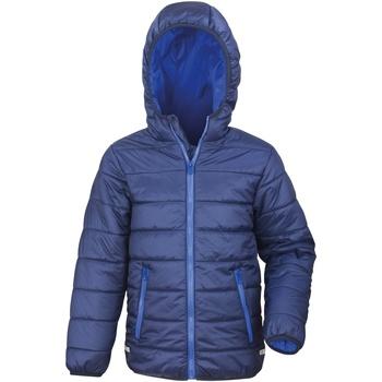 textil Niños Plumas Result R233JY Azul Marino/Azul Royal