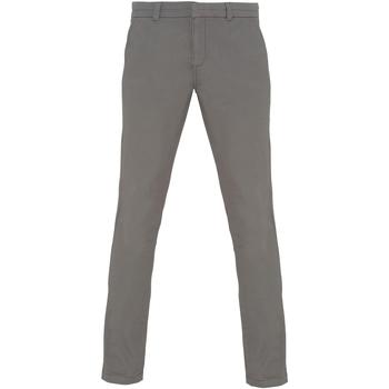 textil Mujer Pantalones chinos Asquith & Fox Chino Pizarra