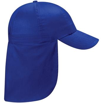 Accesorios textil Niños Gorra Beechfield BC11B Azul