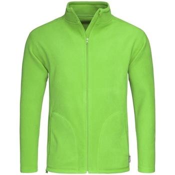 textil Hombre Polaire Stedman  Verde Kiwi