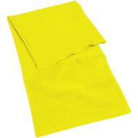 Accesorios textil Mujer Bufanda Beechfield B900 Amarillo