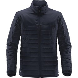 textil Hombre Plumas Stormtech QX-1 Azul real