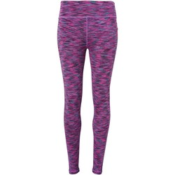 textil Mujer Leggings Tridri TR031 Rosa Espacial