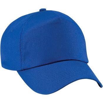 Accesorios textil Niños Gorra Beechfield B10B Azul eléctrico