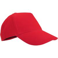 Accesorios textil Niños Gorra Sols 88111 Rojo